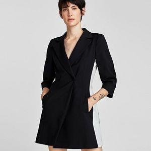 RARE Zara blazer dress